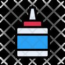 Glue Gum Stationary Icon