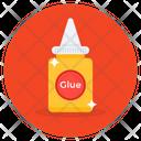 Glue Adhesive Glue Glue Bottle Icon