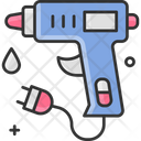Glue Glue Gun Craft Icon