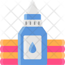 Glue Glue Bottle Glur Liquid Icon