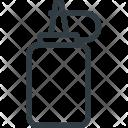 Glue Art Craft Icon