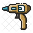 Glue Gun Glue Hot Melt Icon