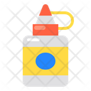 Glue School Study Icon