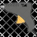 Adhesive Glue Gun Construction Material Icon