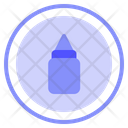 Glue Adhesive Liquid Icon