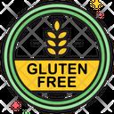 Mgluten Free Gluten Free Free Icon