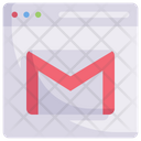 Gmail Website Icon