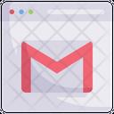 Gmail Website Icon