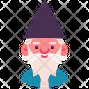 Gnome Christmas Holiday Icon