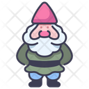 Gnome Dwarf Decoration Icon