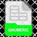 Gnumeric file Icon