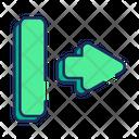 Go Arrow Direction Icon
