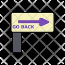 Go Forward Board Icon