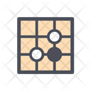 Game Board Solution Game Play Icon