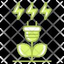 Go Green Renewable Icon