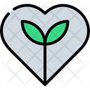 Ecology Go Green Protection Icon