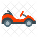 Go Kart Car Icon