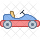 Go Kart Vehicle Icon