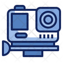 Action Camera Adventure Icon