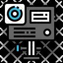 Go pro Icon