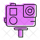 Gopro Camera Action Icon