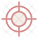 Goal Objective Targetn Icon