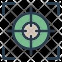Goal Fosuc Aim Icon