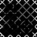 Goal Kpi Standard Icon