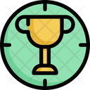 Trophy Goal Startup Icon