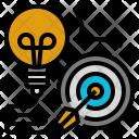 Goal Idea Content Icon