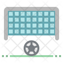 Goal Game Ball Icon