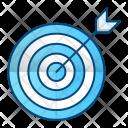 Goal Aim Icon