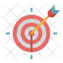 Target Objective Arrow Icon