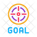 Target Goal Purpose Icon