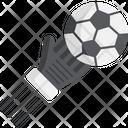 Goal Goal Keeper Ball Icon