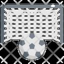 Goal Soccer Football Icon