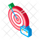 Arrow Business Candidate Icon