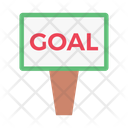 Goal Board Match Icon