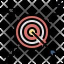 Goal Target Focus Icon