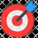 Goal Target Aim Icon