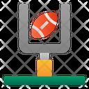Goal Post Sport Icon