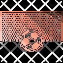 Goal Play Net Icon
