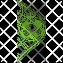 Goal Ball Net Icon