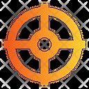 Goal Target Achieve Icon
