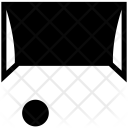 Goal Net Soccer Icon