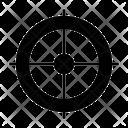 Goal Seo Plan Icon