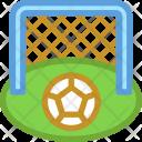 Goal Post Soccer Icon