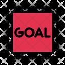 Goal Board Sport Icon