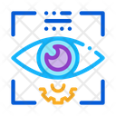 Goal By Eye Icon
