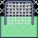 Goal Court Icon